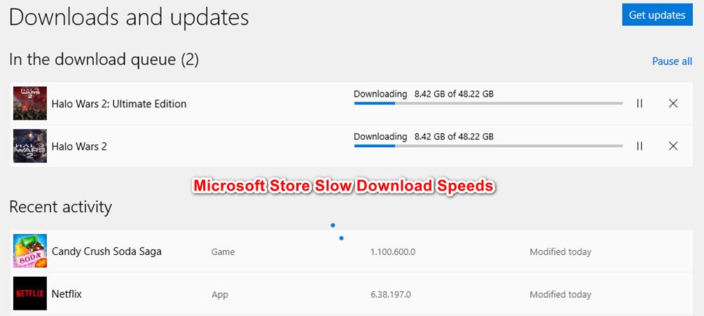 Fix: Microsoft Store Slow Download - Appuals com