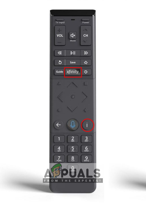 Fix Xfinity Remote Not Working Appuals Com