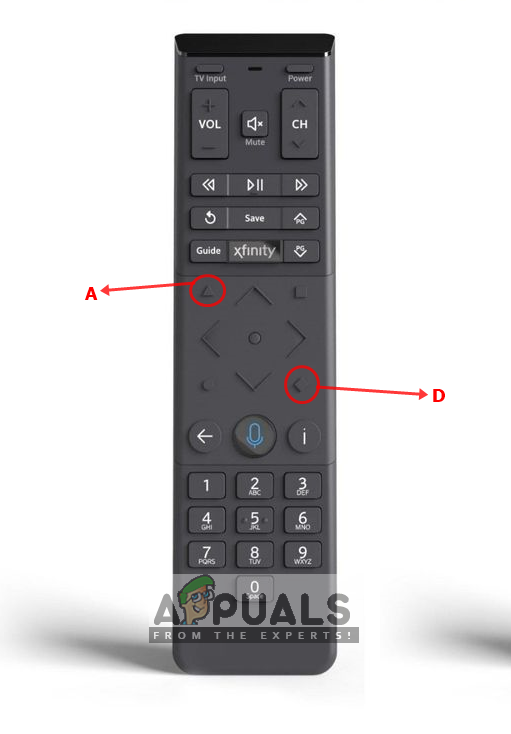 Fix: Xfinity Remote not Working - Appuals com