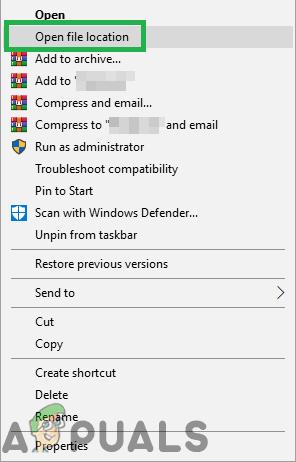 Open Chrome Extension Folder