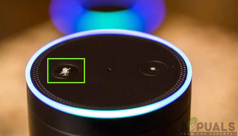 Alexa-enabled devices microphone
