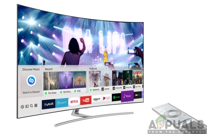 Smart Samsung TV