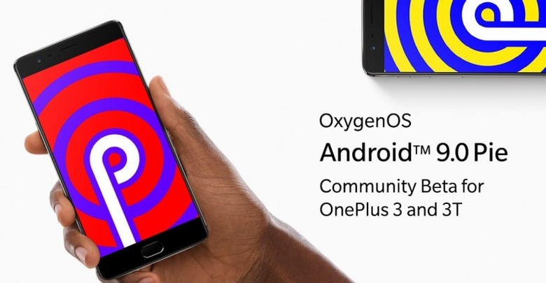 Android Pie Peta for OnePlus 3 and 3T