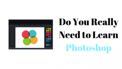 Photo of Can You Learn Graphic Designing, Without Learning Photoshop