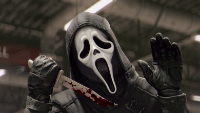 Photo of Scream's Iconic 'Ghost Face' is the Next Dead By Daylight Killer