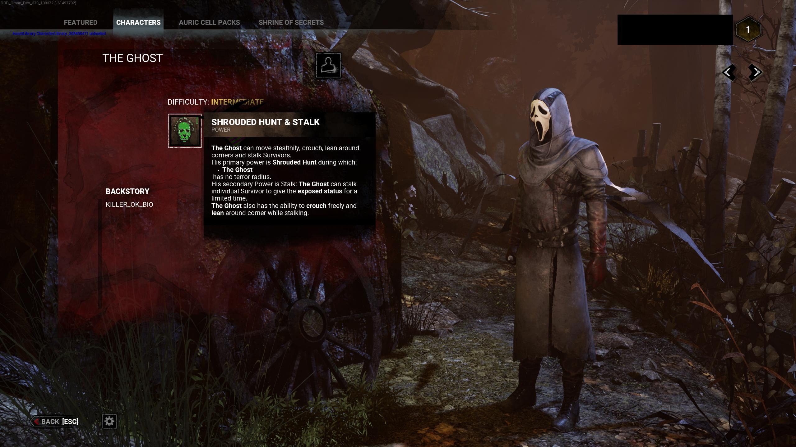 Shrouded Hunt & Stalk