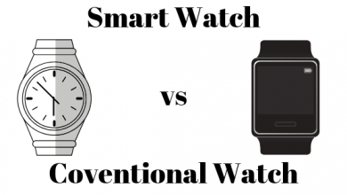 Photo of Smart Watch vs Conventional Watch: Which Should be Your Pick