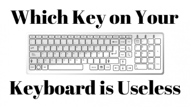 Photo of Is There Any Key on the Keyboard Which is Useless