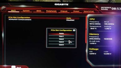 Photo of Gigabyte Adds Support For PCIe 4.0 in Some x470 And B450 boards Through Latest Bios