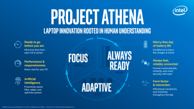 Photo of Project Athena Laptops Will Get A New Swanky Intel Badge
