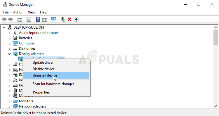 Fix: Access Denied in NVIDIA Control Panel - Appuals com