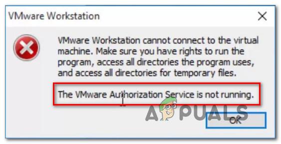 Fix: VMware Authorization Service is not Running - Appuals.com