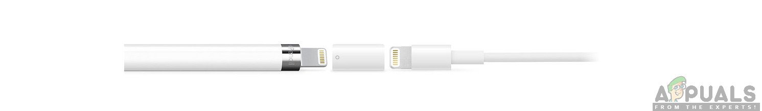 Charging Apple Pencil Separately