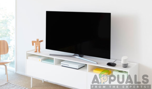 Linking Google Home to TV