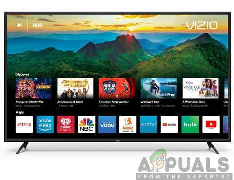 How to Update the Firmware of your Vizio Smart TV - Appuals com