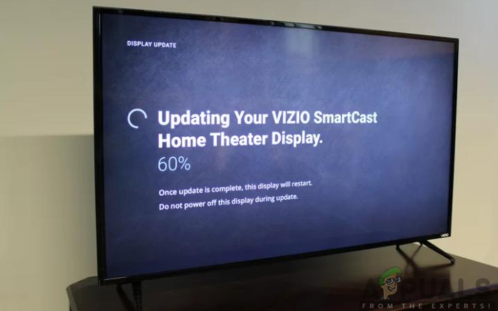 Updating your Vizio TV
