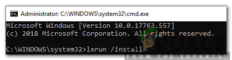 How to Fix 'Windows Subsystem For Linux has no Installed