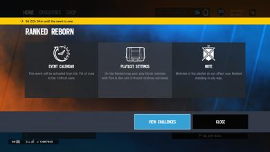 Photo of Rainbow Six Siege's New 'Ranked Reborn' Playlist Preps Players For The Upcoming Ranked Rework