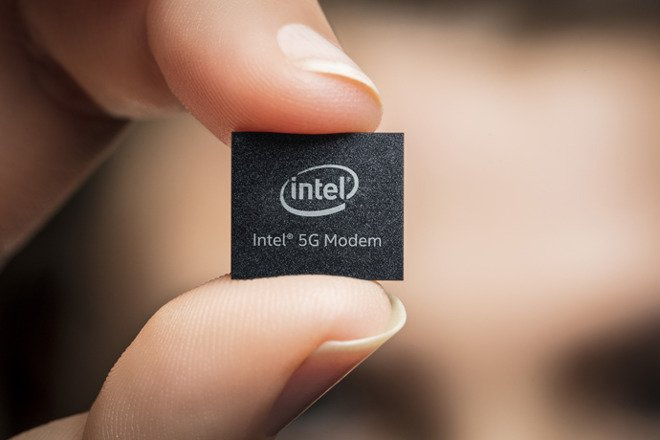 Apple reportedly in talks to acquire a portion of Intel's modem business
