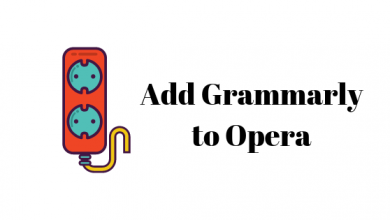 Photo of How to Add Grammarly to Opera