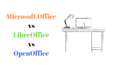 Photo of LibraOffice vs OpenOffice vs Microsoft Office