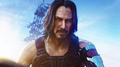 "Photo of Guy Who Yelled ""You're Breathtaking"" At Keanu Reeves Given Free Copy of Cyberpunk 2077"