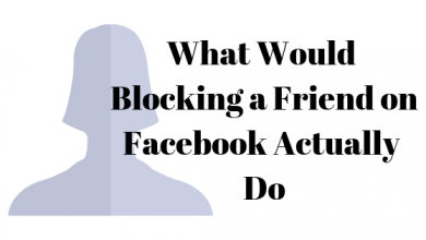 Photo of What Does Blocking Someone on Facebook Do