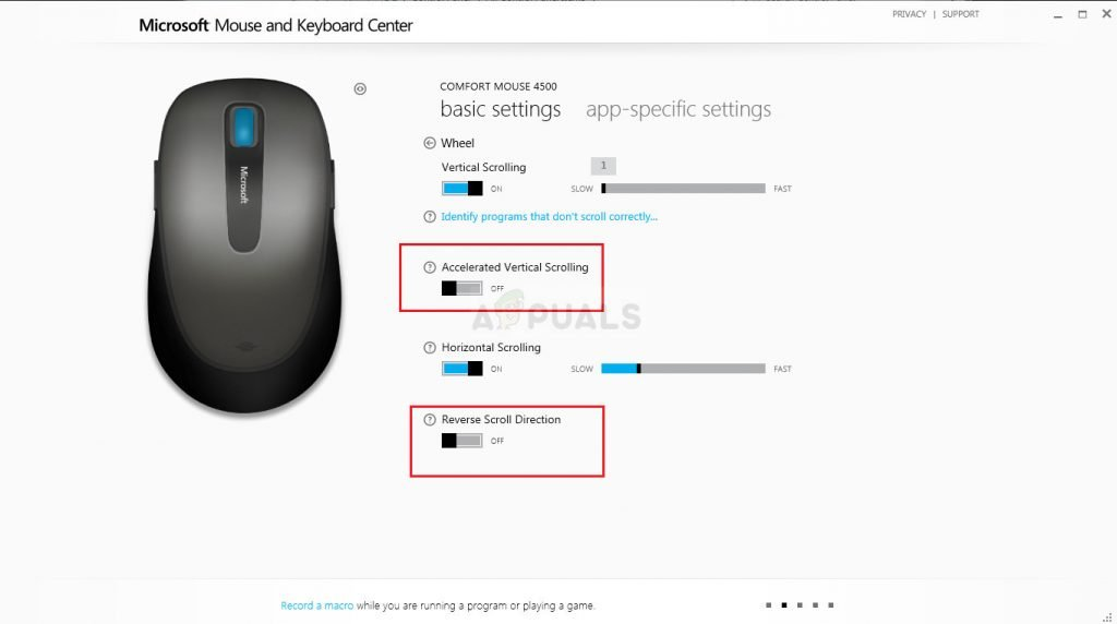 How to Fix Mouse Scroll Wheel 'Jumps' on Windows - Appuals com