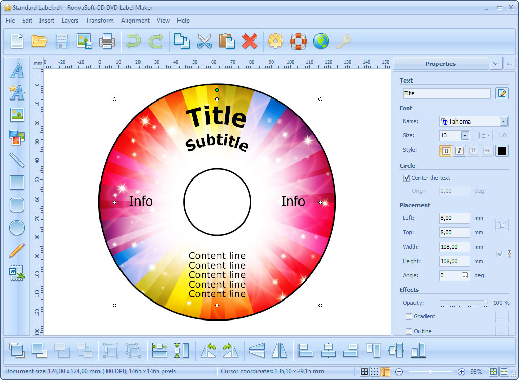 The 5 Best Free Cd Label Software Appuals Com