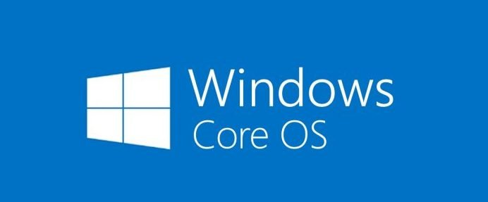 Windows Core OS