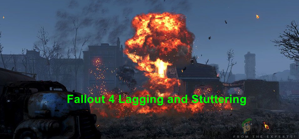 Fallout 4 Lagging