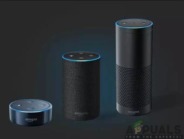 Amazon Echo Smart Speakers