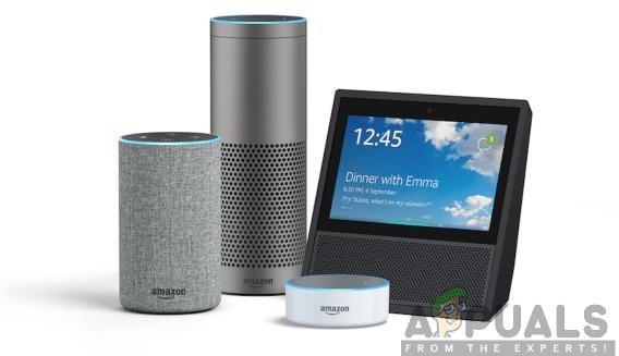 Alexa enabled devices