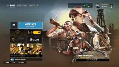 Photo of Rainbow Six Siege Gets A Wild West Limited Time Mode Called Showdown
