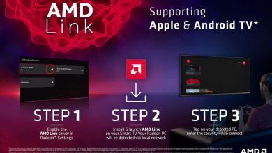 Photo of Latest Build Of AMD Link Adds Support For Android TV Streaming