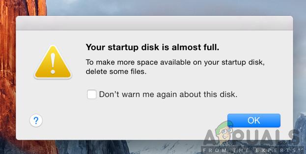 Clearing Mac Storage Space