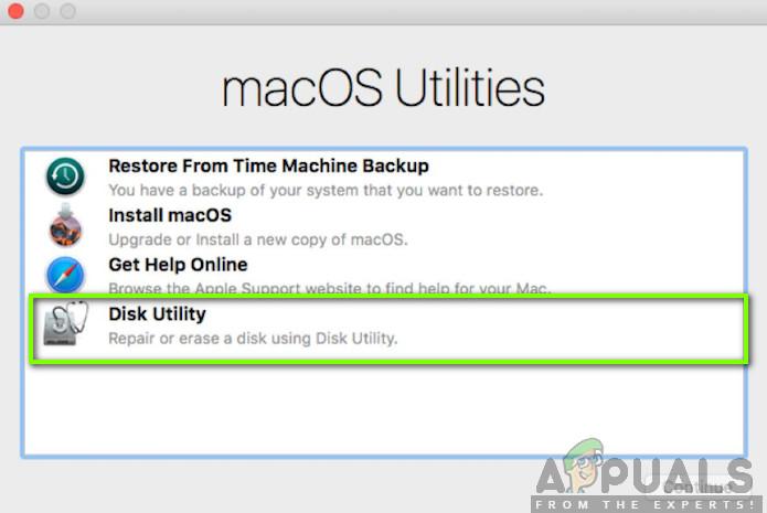 Resetting Mac to Factory Settings