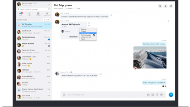 Skype Bookmark Messages