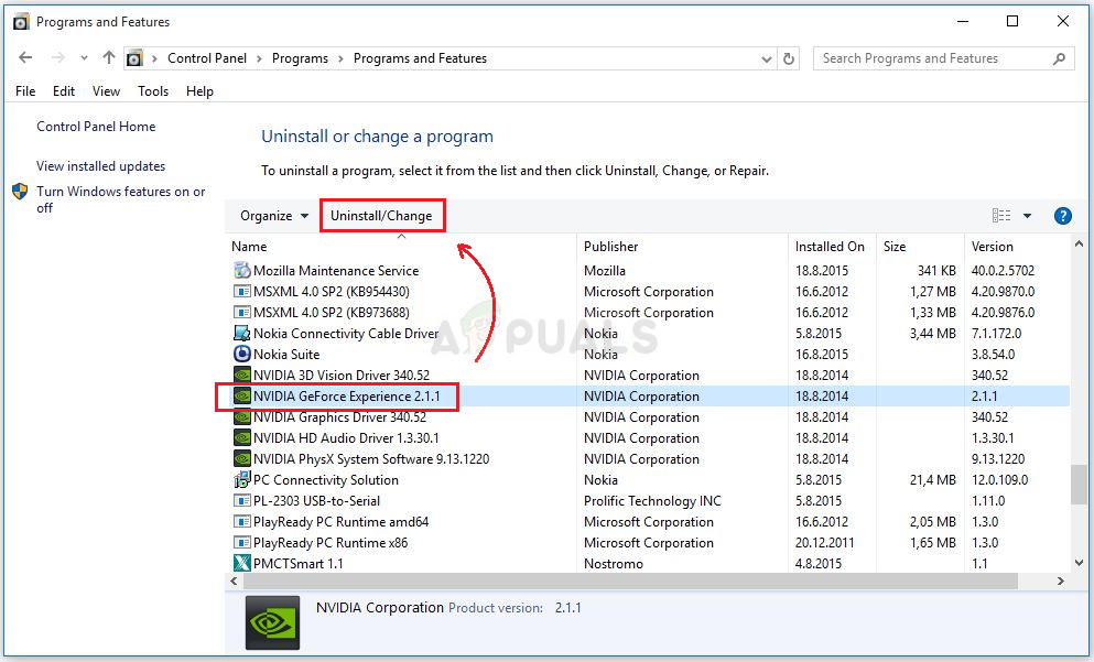 How to Fix GeForce Experience Scanning Failed Error on