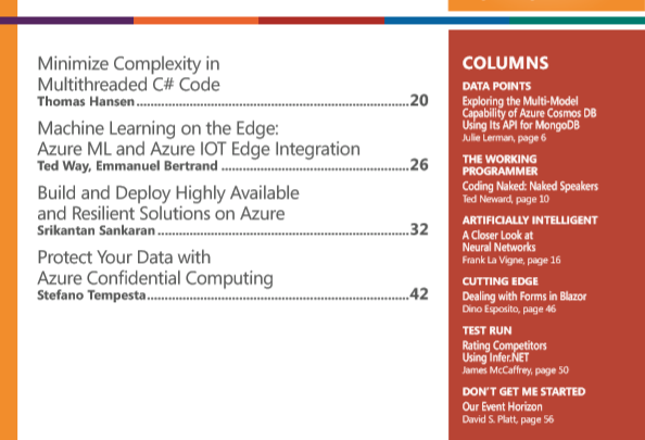 Microsoft MSDN Magazine Nears End Of Publication Forcing Developers