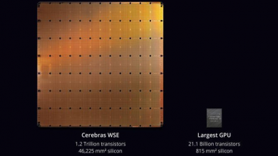 Photo of Largest Processor Ever Built Packs 1.2 Trillion Transistors, Leaves Top-End Intel And AMD CPUs and GPUs Behind