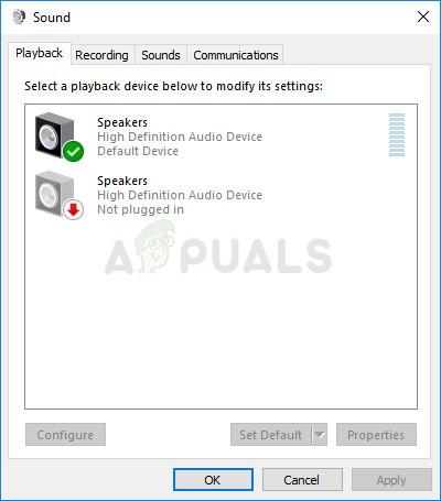 How to Fix the NVIDIA High Definition Audio no Sound Problem