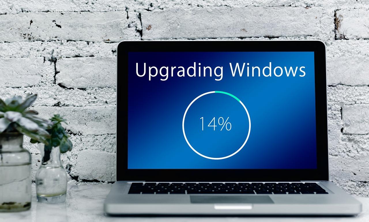 Windows 10 v1903 update block