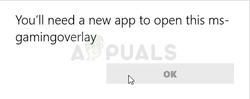 How to Fix the 'You'll need a new app to open this ms-gaming