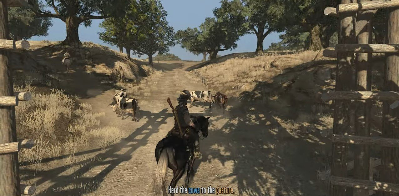 Red Dead Redemption PC Project