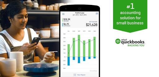 QuickBooks Android app