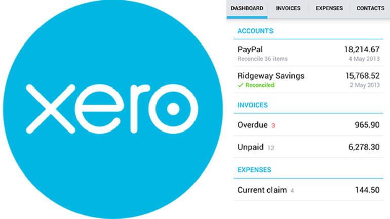 Xero Android app
