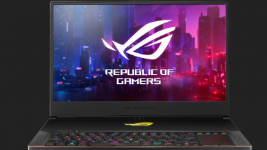 Photo of Asus Announces The World's First Gaming Laptop With A 300Hz Display, The Future is Now Old Man