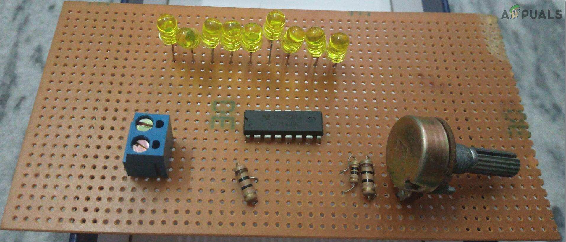 Battery Indiccator