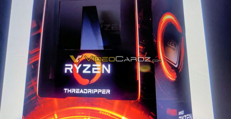 AMD Ryzen Threadripper 3960X, 3970X Zen 2 CPUs Listed Early Online